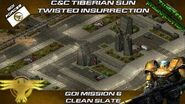 TWISTED INSURRECTION - GDI Mission 6 CLEAN SLATE