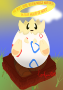 Prince omelette togepi will rise to save us by lordgarth6-d78odl0