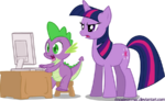 Spike and twilight sparkle by rinoaleonmac-d3riafw-1-.png