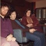 Music student unknown, gary carpenter with paul giovanni in rec studio.jpg