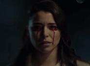 Sofia bloody eyed