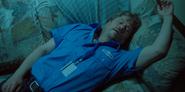Doyle unconscious
