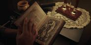 Demonic book