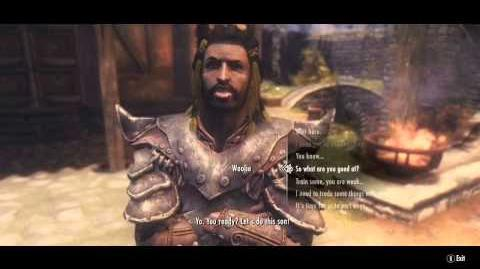 Super Best Friends in Skyrim Release Trailer