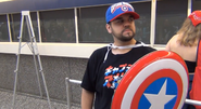 Comic Con American Matt