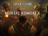 Mortal Kombat X (Full Let's Play)