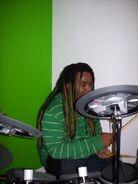 Drumming Woolie