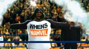 Woolie the Wrestler