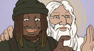 Morons VS Wild Woolie and God