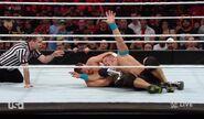 Matt on RAW highlighted