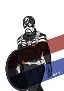 Captain McMuscles