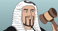 WHP Honourable Judge Matt