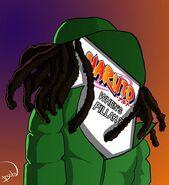 Naruto Woolie Ivaylo