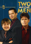 Two and a Half Men The Complete Sixth Season