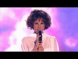 Maja Hyży jako Whitney Houston - Twoja Twarz Brzmi Znajomo