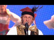 Lesław Żurek jako Andrzej Rosiewicz - Twoja Twarz Brzmi Znajomo