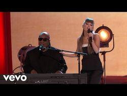 Stevie Wonder - Faith ft. Ariana Grande