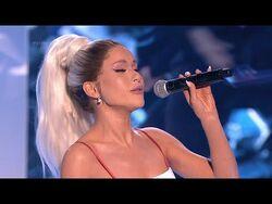 Anna Sieklucka jako Ariana Grande - Twoja Twarz Brzmi Znajomo