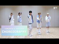 TXT (투모로우바이투게더) 'Poppin' Star' Dance Practice