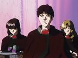 Empress Azalyn's handmaidens