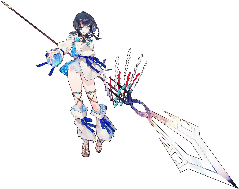 Lancer (Fate/Grand Order - Erice)
