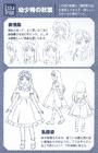 Akiha Tohno Child Lunar Legend Tsukihime Character Sheet