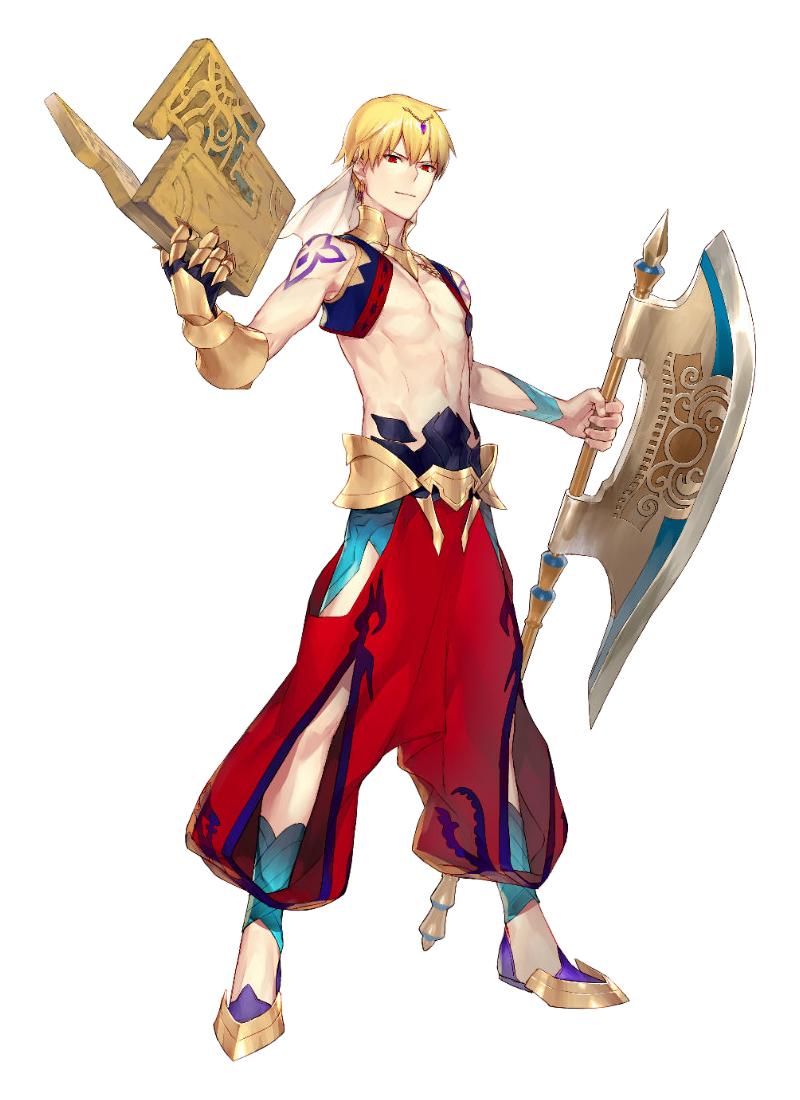 Кастер (Fate/Grand Order - Гильгамеш)