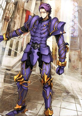 Сэйбер (Fate/Grand Order - Ланселот)