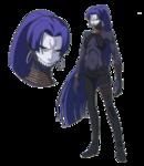 Asako ufotable Fate Zero Character Sheet