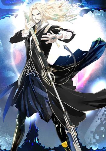 Берсеркер (Fate/Grand Order - Влад III)