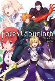 Fate Labyrinth novel cover.jpg
