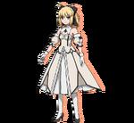 Grand Carnival character sheet Artoria Lily
