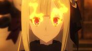 Reines eyes burning