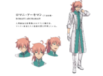 Romani Archaman Lay-duce character sheet
