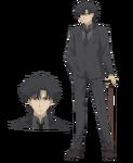 Sekka no Chikai Kiritsugu Character Sheet