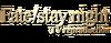 Fate stay night deen anime logo