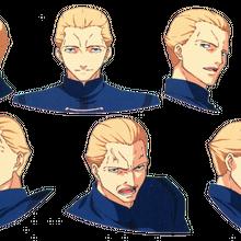 Kayneth ufotable Fate Zero Character Sheet2.png