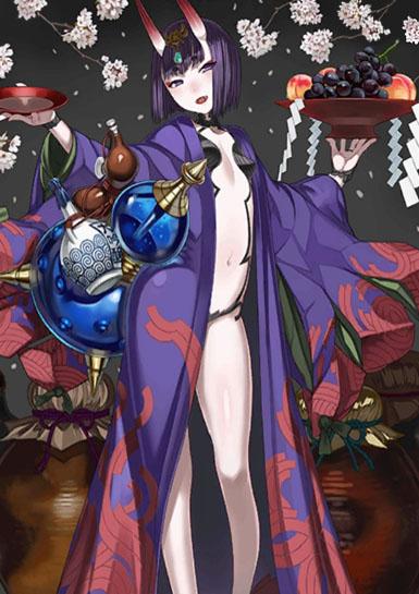 Ассасин (Fate/Grand Order - Сютэн-додзи)