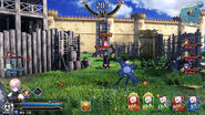 FGOA gameplay screenshot