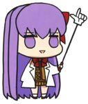 Chibi sakura point wand