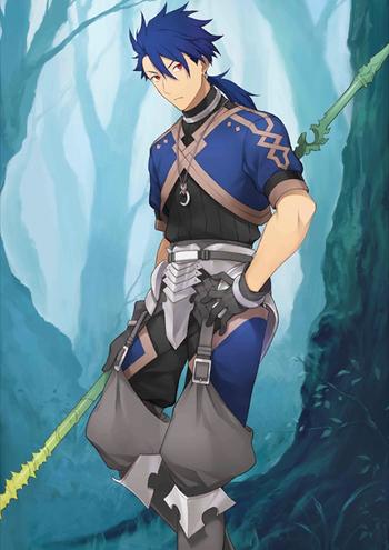 Лансер (Fate/Prototype)