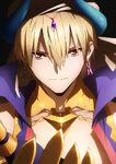 Gilgamesh Caster Babylonia Anime Portrait