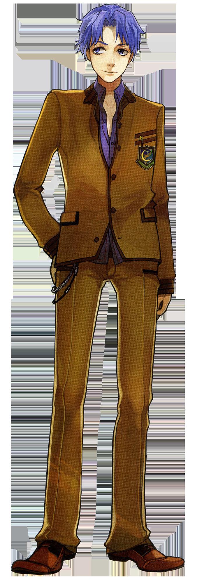 Shinji Matou (Fate/EXTRA)