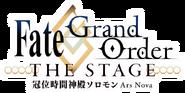 FGO The Stage Solomon Logo