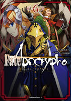 Fate Apocrypha Manga Volume 6