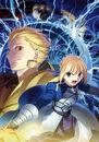 Fate Zero second novel Cover