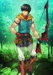 Archer Arash FGO 1
