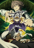 Fate Apocrypha Poster textless