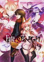 Fate extra ccc volume 4