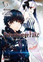 Fate strange fake vol 3 cover